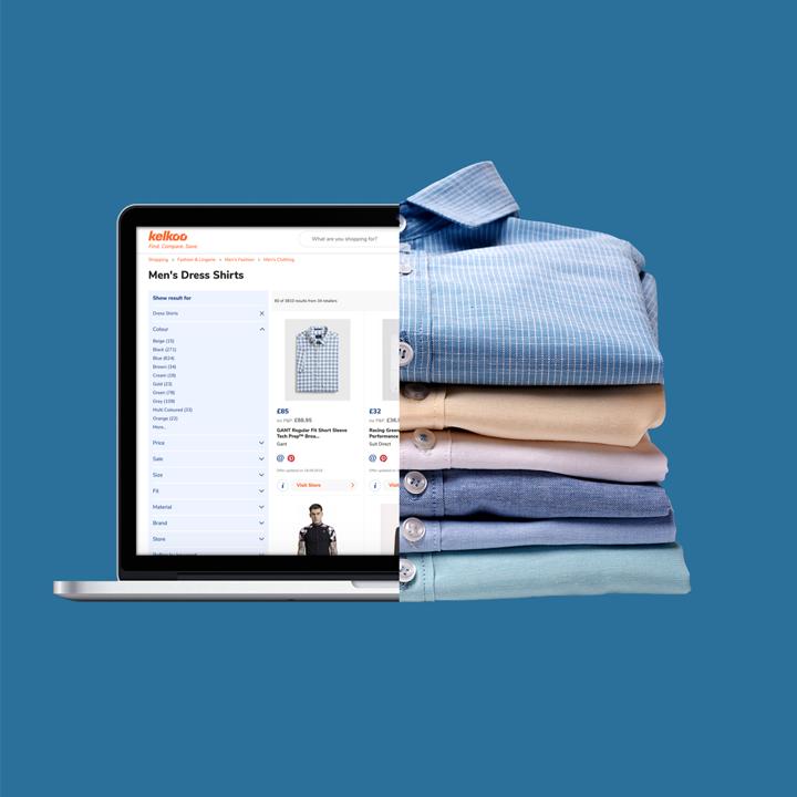 Confronto prezzi di camicie online