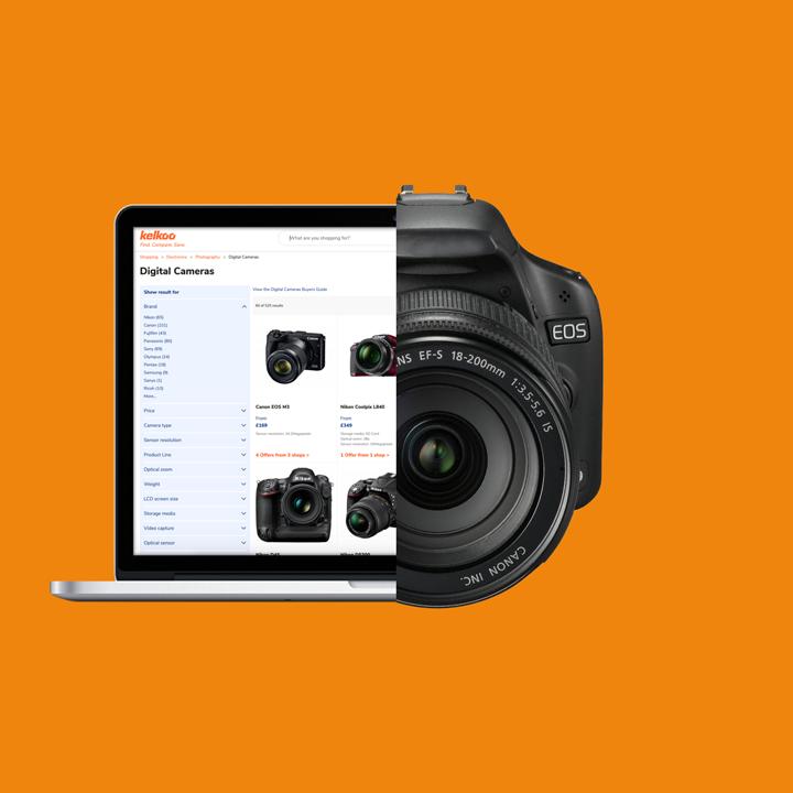 Confronto prezzi di fotocamere digitali